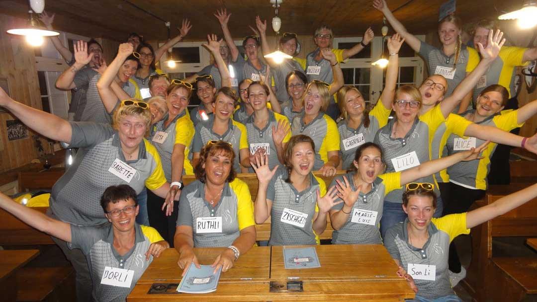 Turnfahrt Frauen Damen 2016