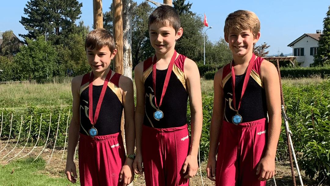 Aargauer Mannschaftscup Einzel Getu Knaben 2019